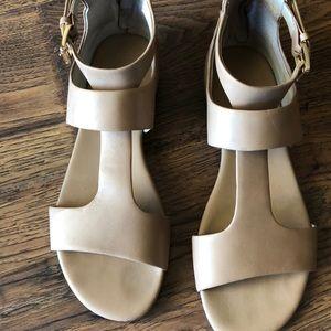 Michael Kors tan  Sandals